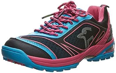 KOOKABURRA Chaussures de Hockey Lithium pour Adulte turquoise Turquoise/rose Size 4