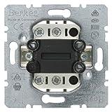 Hager 303212 interruptor eléctrico - Accesorio cuchillo eléctrico (16 A, Negro, Metálico, Blanco)