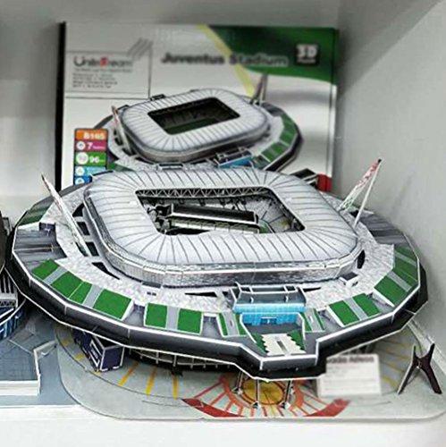 Juventus Stadium 3d