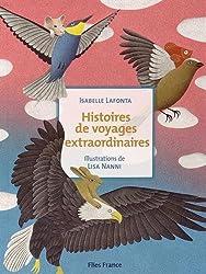 Histoires de voyages extraordinaires