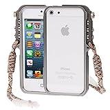 Protege tu iPhone, Cubierta de parachoques metálica de aluminio del disparador del diseño 4to para el iPhone 5 y 5s y SE Para el teléfono celular de Iphone. ( SKU : S-IP5G-2127 )