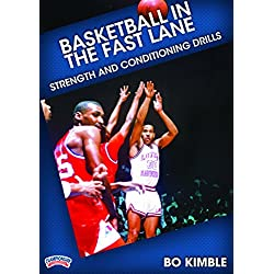 Bo Kimble: Basketball in the Fast Lane - Strength and Conditioning Drills (DVD)