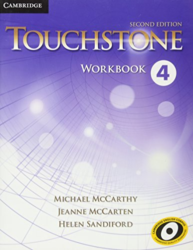 Touchstone Level 4 Workbook Second Edition