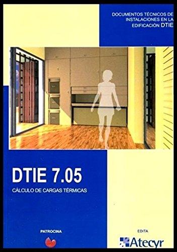 DTIE 7.05 CALCULO DE CARGAS TERMICAS