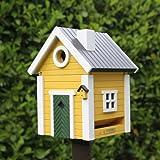 Wildlife Garden - Vogelhaus, Futterhaus, Nistkasten - Villa Plus - Holz
