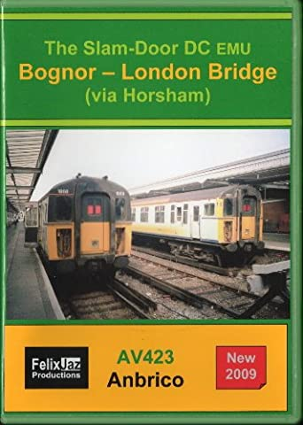 The Bognor - London Bridge Slam-Door EMU (South Central)