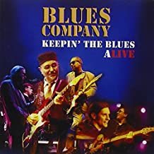 Keepin' The Blues Alive [Import anglais]