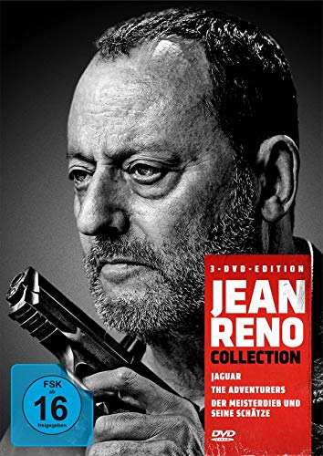 Jean-Reno-Collection [3 DVDs]