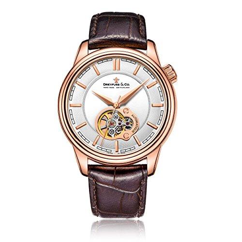 Orologio da polso Uomo - Dreyfuss & Co DGS00093/02