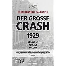 Der große Crash 1929: Ursachen, Verlauf, Folgen