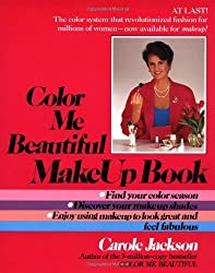 Color Me Beautiful Make-Up Book by Carole Jackson (1987-12-12)