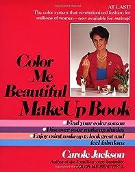 Color Me Beautiful Makeup Book by Carole Jackson (1988-02-05)