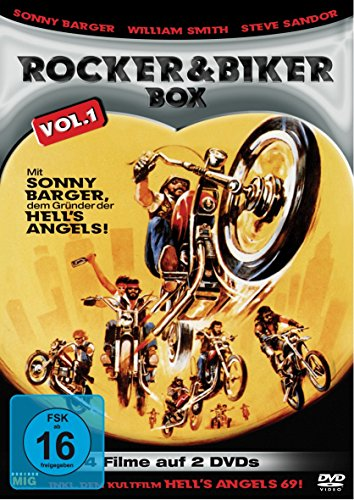 Rocker- & Biker-Box, Vol. 1 [2 DVDs]