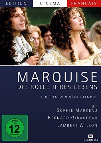 Marquise - Die Rolle ihres Lebens - Edition Cinema Francais Nr. 06 (Mediabook)