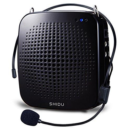 shidu-sd-s511-amplificateur-de-voix-15w-with-1800mah-pile-au-lithiumand-wired-microphone-pr-les-guid
