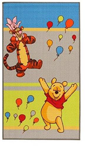 Alfombra infantil con Winnie the Pooh/alfombra/alfombra/zona de juegos alfombra/alfombra/Tapiz/alfombra modelo Marvel Winnie the Pooh y Tiger/este maravilloso y alfombra con Winnie the Pooh, de tigre y expedición en tamaño 80 x 140 cm disponibles/esta alfombra más a los niños Nu, en colores modernos se unidades para las miradas en cualquier habitación infantil. Taaan dulce/fin está en la habitación infantil decomisadas, solo las pequeñas se mantiene estable en este su Diseño no pueden ver. Color Multicolor, da esta alfombra una armoniosa Note bordados enriqueció y cuenta con un moderno y de nuestra color. A la vez motivase a también con texto en alemán, para aprender y son tan divertido, que su hijo se su nos complacerá se mantiene estable no puede ver. Los modernos diseños que encajan ideal para la habitación infantil de hoy y impresiona gracias a su buena intensidad de color