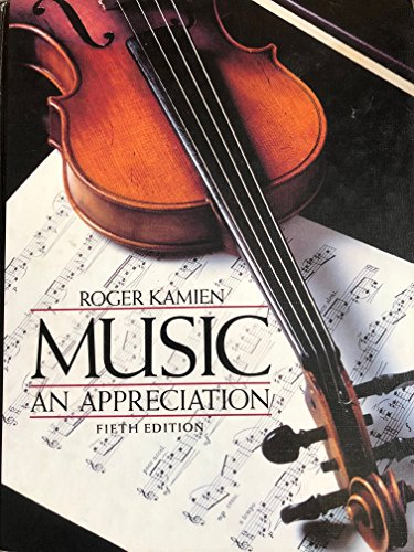 Download pdf music an appreciation by roger kamien full pages music an appreciation by roger kamien in fb2 fb3 txt download e book music an appreciation include music an appreciation brief edition pdf scene 2010 fandeluxe Choice Image