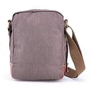510LMMfq3YL. SS300  - GOOTIUM Bolso de Hombro para Mujer, marrón (Marrón) - 50926BR
