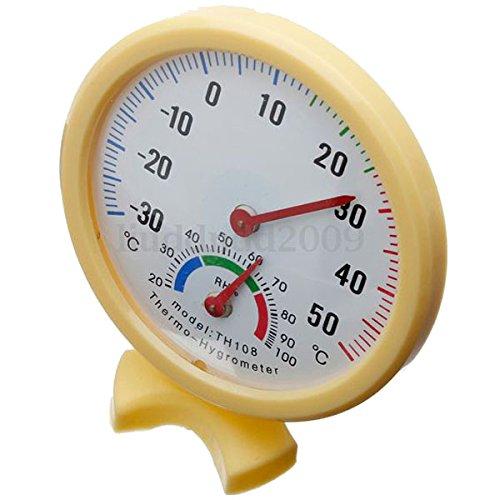 temperatura Hygrometer - SODIAL(R)TH108 LCD Digital temperatura