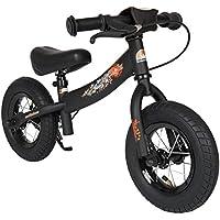 BIKESTAR Kinder Laufrad Lauflernrad Kinderrad für Jungen und Mädchen ab 2-3 Jahre ★ 10 Zoll Sport Kinderlaufrad ★