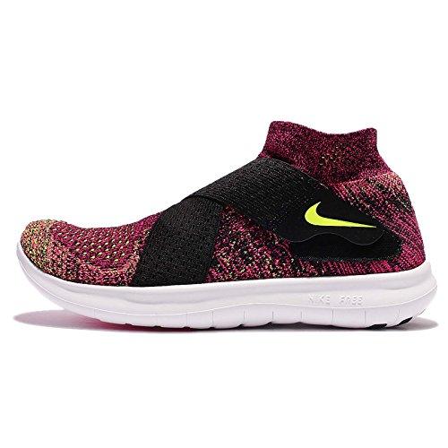 Nike - Free RN Motion Flyknit 2 Damen Laufschuh (Nike Frauen 4 Air Jordan)
