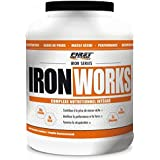 FIRST IRON SYSTEM - IRON WORKS FIRST IRON SYSTEMS - 1IWIRON - Chocolat, 1,1kg