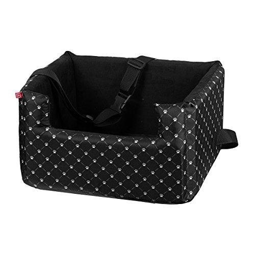 Amibelle Hunde Sitz | ECO M Schwarz Pfoten | L 47 x B 4… | 05902706728651