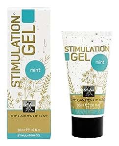 Gel Sexuel Stimulant Menthe SHIATSU , tube de 30 ml (91302)