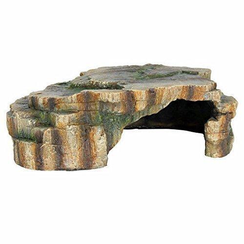 Cueva reptiles -2- TRIXIE decoracion refugios terrario