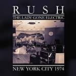 The lady gone electric - live ...