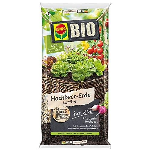 Bio Bio Hochbeeterde