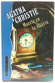 Muerte en la vicaría par Agatha Christie