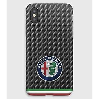 Alfa Romeo, Cover Schutzhülle für iPhone XS, XS Max, XR, X, 8, 8+, 7, 7+, 6S, 6, 6S+, 6+, 5C, 5, 5S, 5SE, 4S, 4,