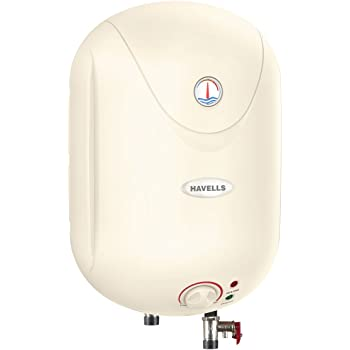 Havells Puro Plus 5S 25-Litre Storage Water Heater (Ivory)