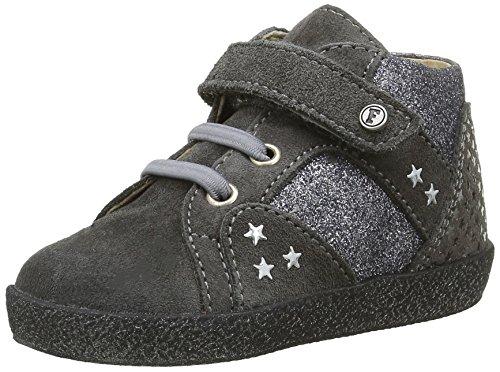 Naturino Falcotto 4182, Chaussures Marche Mixte Bébé Gris (Gris Foncé)