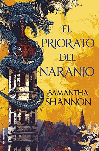 El priorato del naranjo (Novela) eBook: Shannon, Samantha, Rizzo ...