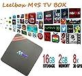 2016 latest model M9S Android TV Box 2GB RAM 16GB ROM Amlogic S812 Quad Core AP6330 Wifi Module Support 802.11n KODI All Pre loaded 2k*4k updated from mxq pro m8s plus