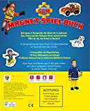 Feuerwehrmann Sam Magnet-Spiel-Buch...