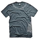 Heidenblut Runenkragen - Tshirt L###charcoal
