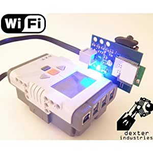Wifi for LEGO Mindstorms