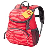 Jack Wolfskin Kinder Little Joe Rucksack, Flamingo, 32x29x2 cm