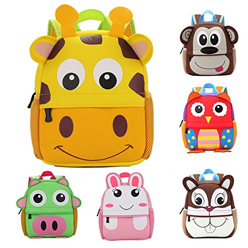 946b0ca8bc Vahome® School Bag Kids Backpack Childrens Rucksack Cute Animal ...