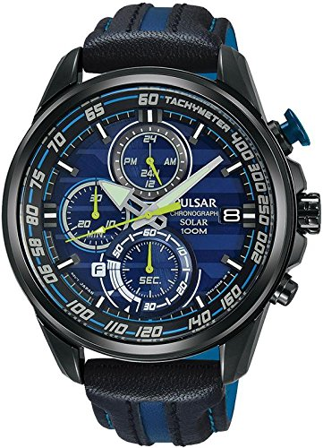 Mens Pulsar WRC Limited Edition Chronograph Watch PZ6019X1