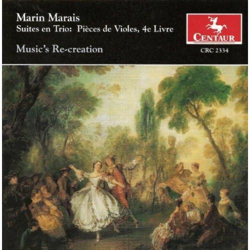 Pieces de viole, Book 4: Suite in A Minor: VI. Muzette