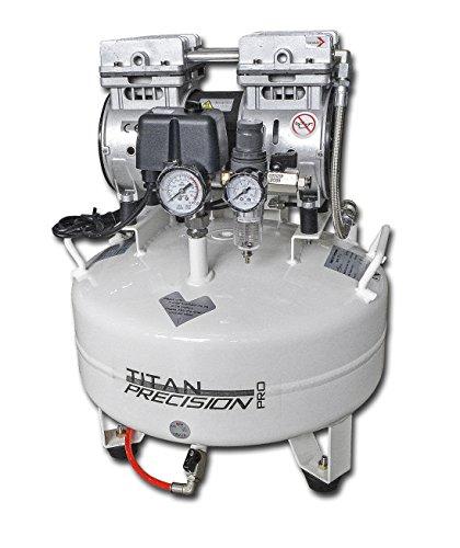 Hydraulics, Pneumatics, Pumps & Plumbing Other Air Compressors Aflatek Silent Compressor 10 Liter Oil Free Low Noise 66db Clinic Air Compressor