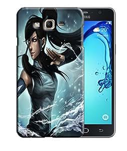 PrintFunny Designer Printed Case For Samsung Galaxy A7