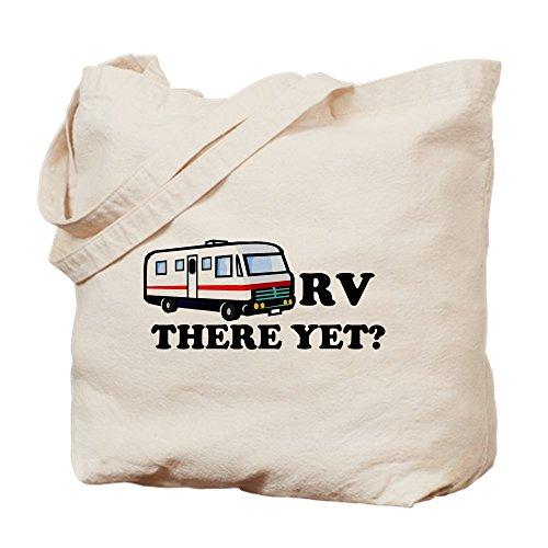 CafePress–RV ES NOCH?–Leinwand Natur Tasche, Reinigungstuch Einkaufstasche Tote S khaki (Waschen Americana)
