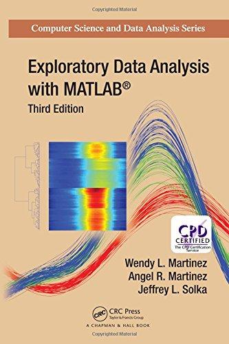 Exploratory Data Analysis with MATLAB, Third Edition (Chapman & Hall/CRC Computer Science & Data Analysis)