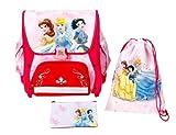 Schulranzen Disney Princess Set 3 Teilig
