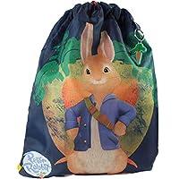 Peter Rabbit Drawstring School Pe Gym Trainer Sports Bag